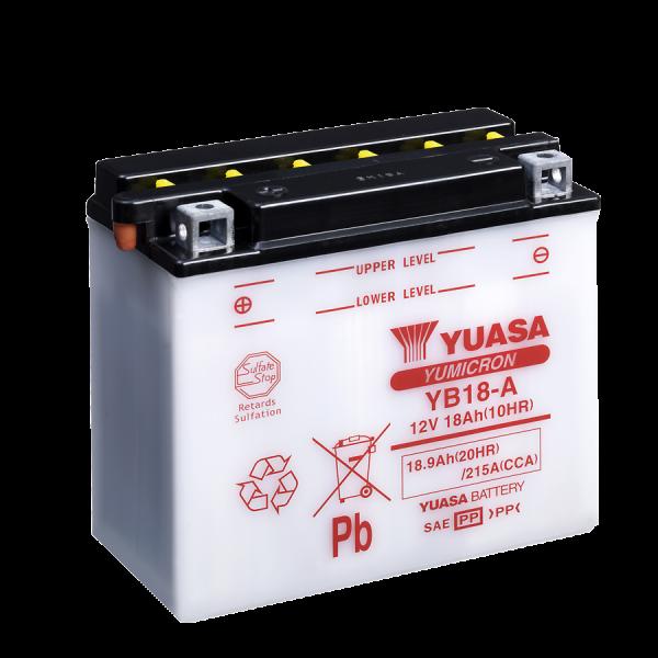 Yuasa YB18-A 12V/18A (VE05)