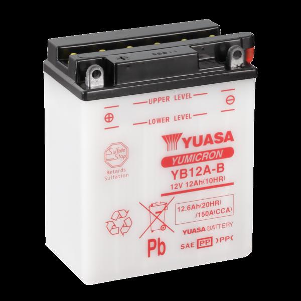 Yuasa YB12A-B 12V/12A (VE05)