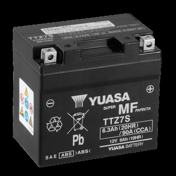 Yuasa TTZ7S 12V/6A(VE10)