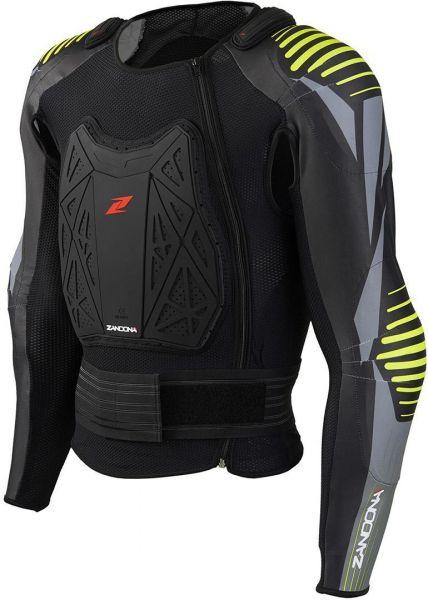 Zandona Soft Active Jacket Pro X7 Schwarz / Gelb