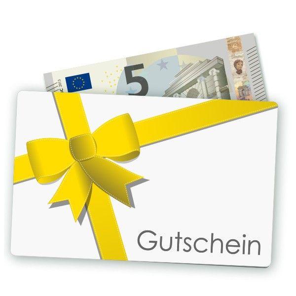 5 euro Gutschein zum verschenken