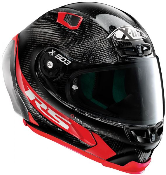 X-lite X-803 RS Ultra Carbon Hot Lap 13
