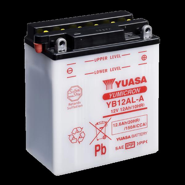 Yuasa YB12AL-A 12V/12A (VE5)