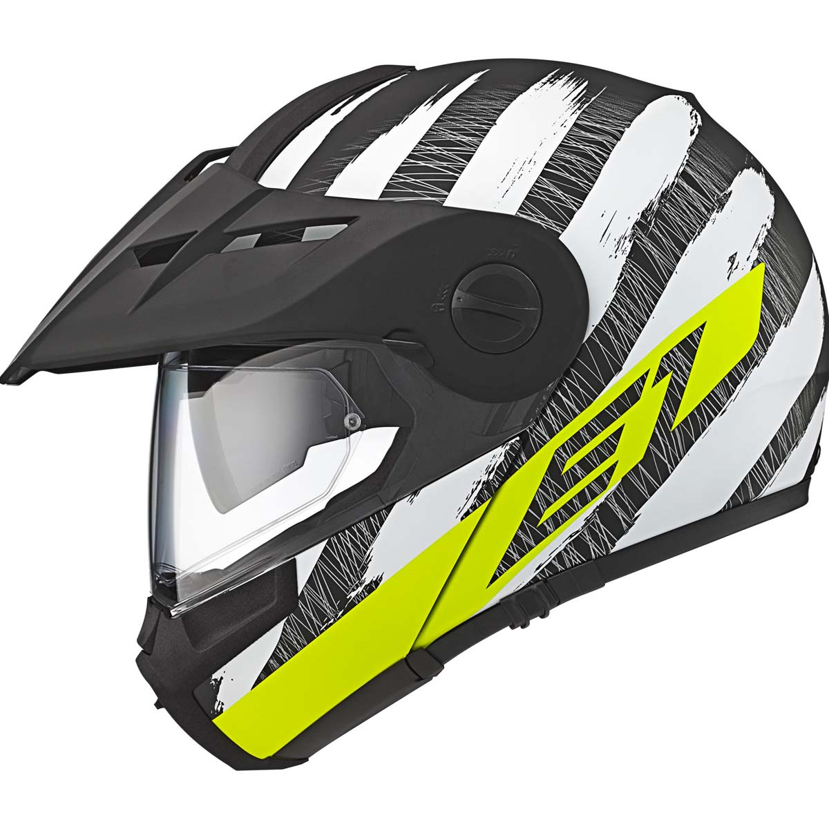 SCHUBERTH Original Visier f/ür Motorradhelm C4 HD yellow 50-59