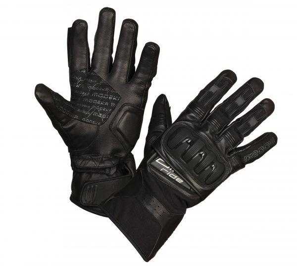 Modeka Air Ride Dry Handschuh Schwarz