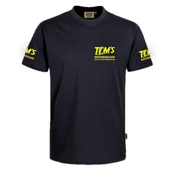 Toms Motorradshop T-Shirt Team Shirt