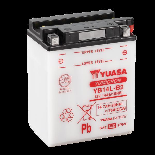 Yuasa YB14L-B2 12V/14A (VE05)