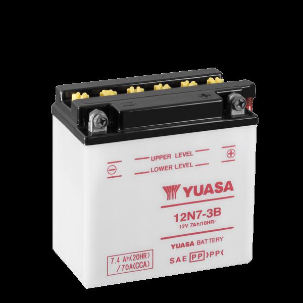 Yuasa 12N7-3B 12V/7A (VE05)