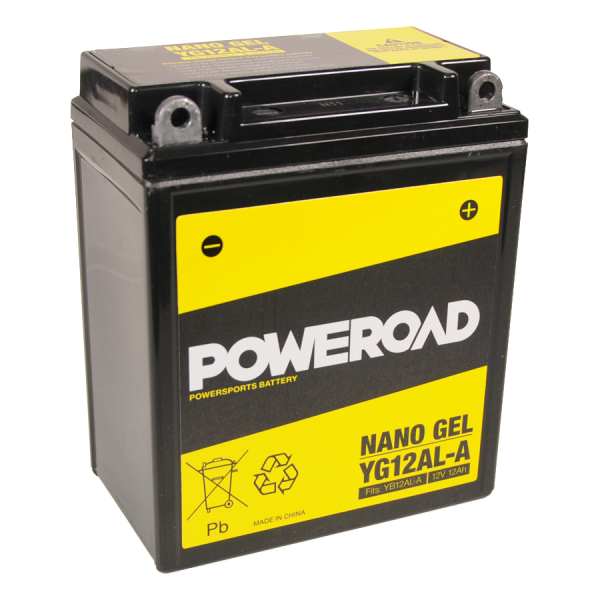 Poweroad Gel YG12AL-A/12V-12AH VE5#