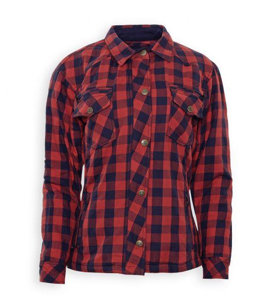 Bores Lumberjack Damen Hemd