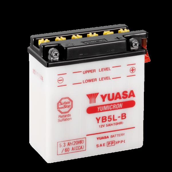 Yuasa YB5L-B 12V/5A (VE10)