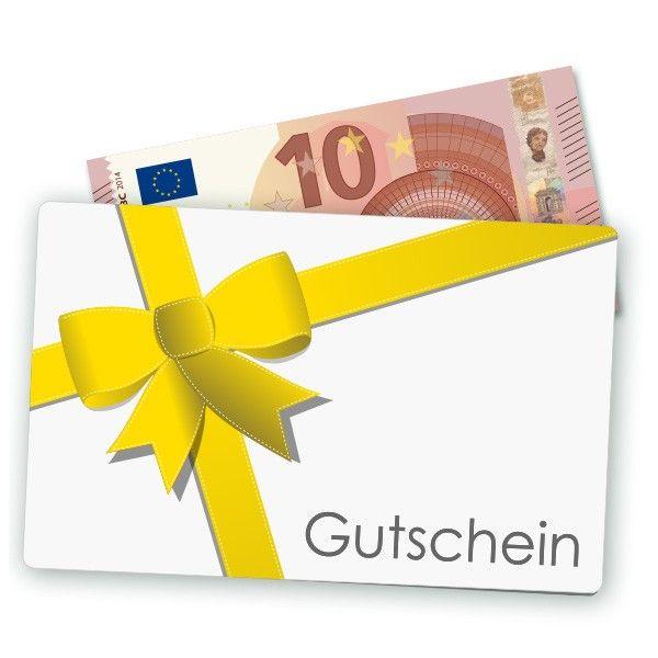 10 euro Gutschein zum verschenken