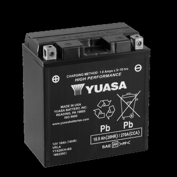 Yuasa YTX20CH-BS 12V/18A (VE1)