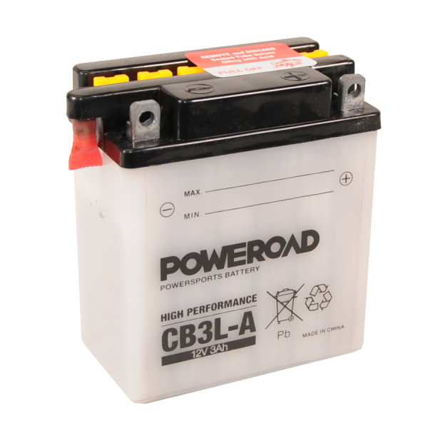 Poweroad CB3L-A 12V/3A (VE10)