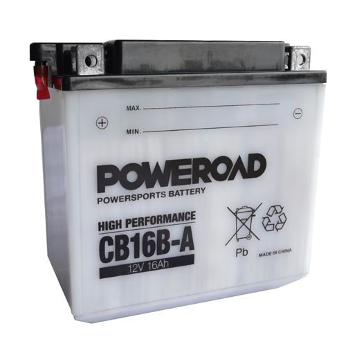 Poweroad CB16L-B 12V/16A (VE5)