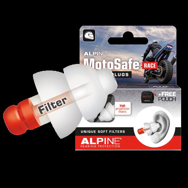 ALPINE GEHÖRSCHUTZ MOTOSAFE RACE
