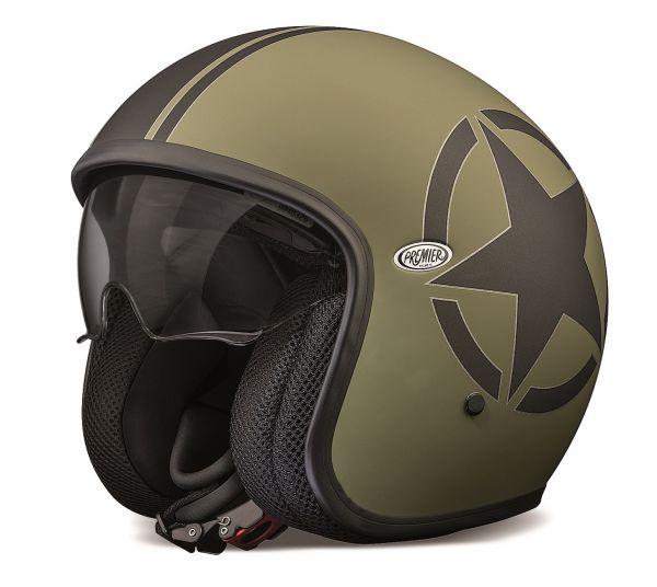 Premier Vintage Jethelm Star Military