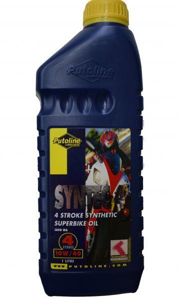 Putoline 10 W 40 Syntec 4 Superbike