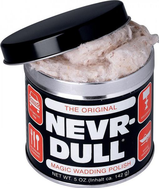 NEVR - DULL Metall Polierwatte
