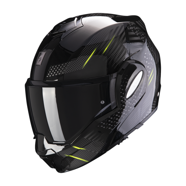 Scorpion EXO-Tech Pulse Schwarz / Grün