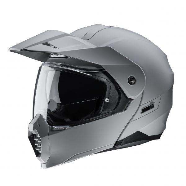 HJC C80 Solid Grau